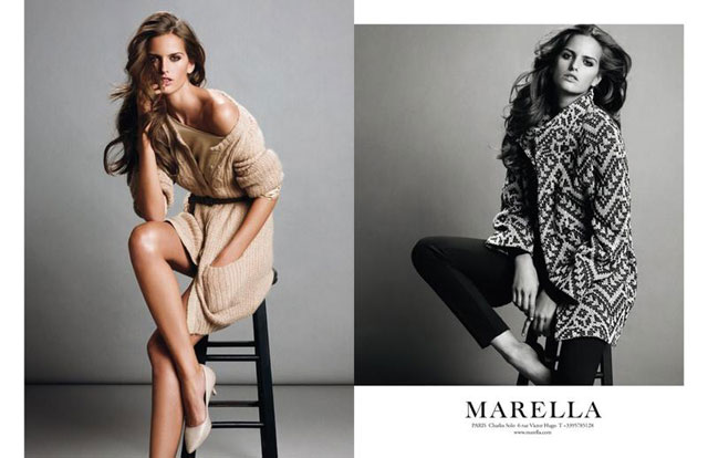 Izabel Goulart para Marella