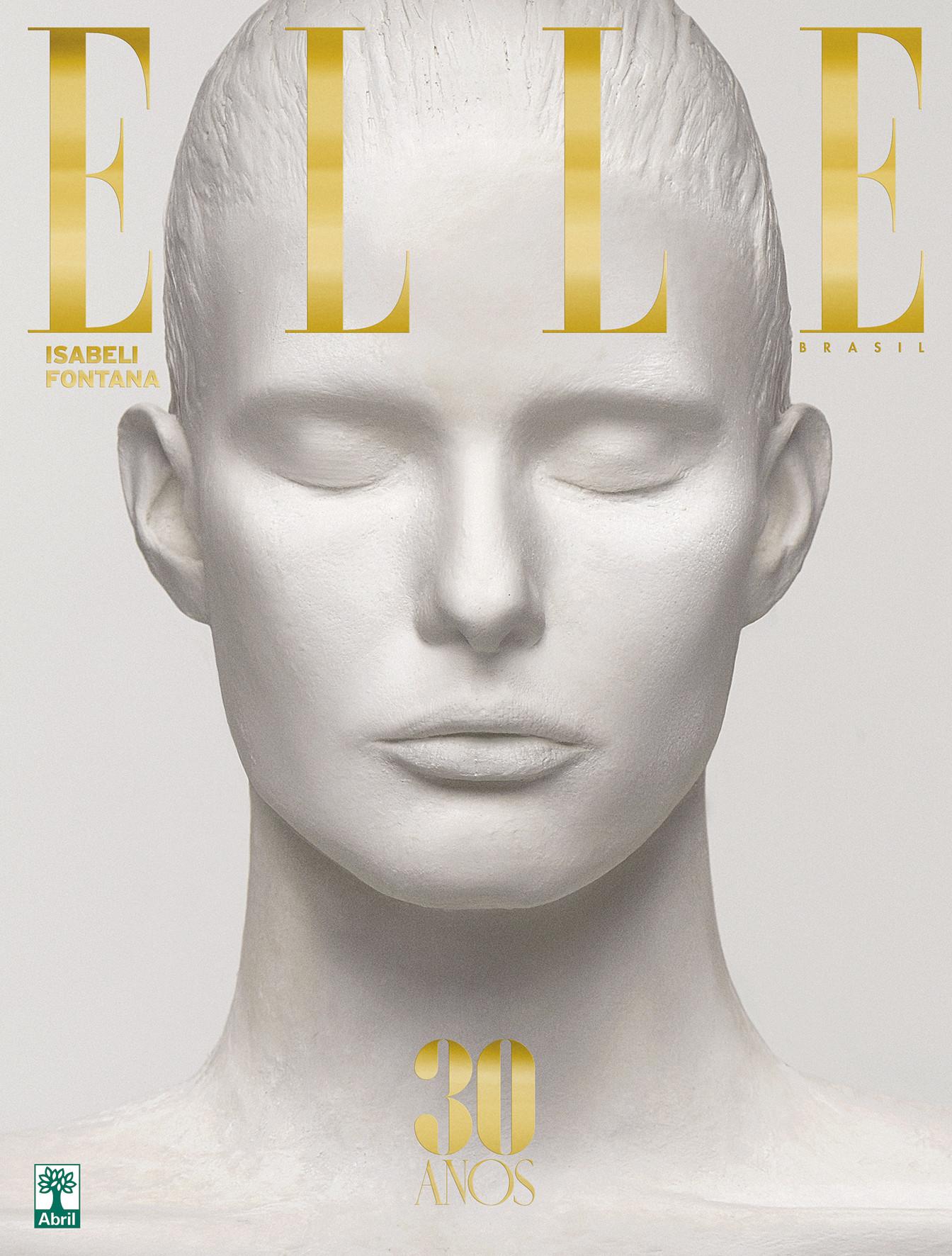 Agencias de Modelos - Isabeli Fontana para Elle Brasil Maio 2018 02