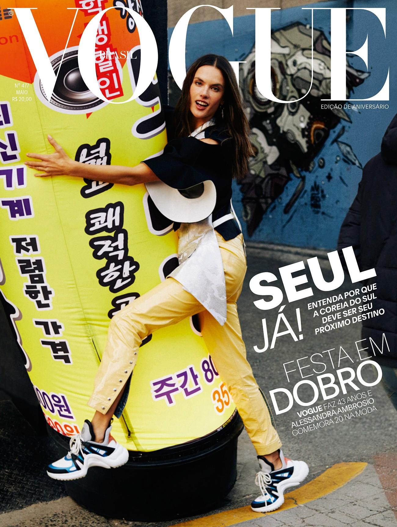 Com 9 milhões de seguidores no Instagram e uma das modelos mais adoradas do Brasil, a gaúcha Alessandra Ambrosio embarcou paraCoreia do Sulpara a sessão de fotos da capa e miolo de 40 páginas! A novidade fica por conta dos cliques, que foram realizados por Rafael Pavarotti pela câmera de um celular Galaxy S9 da Samsung. Aedição de moda foi de Yasmine Sterea.