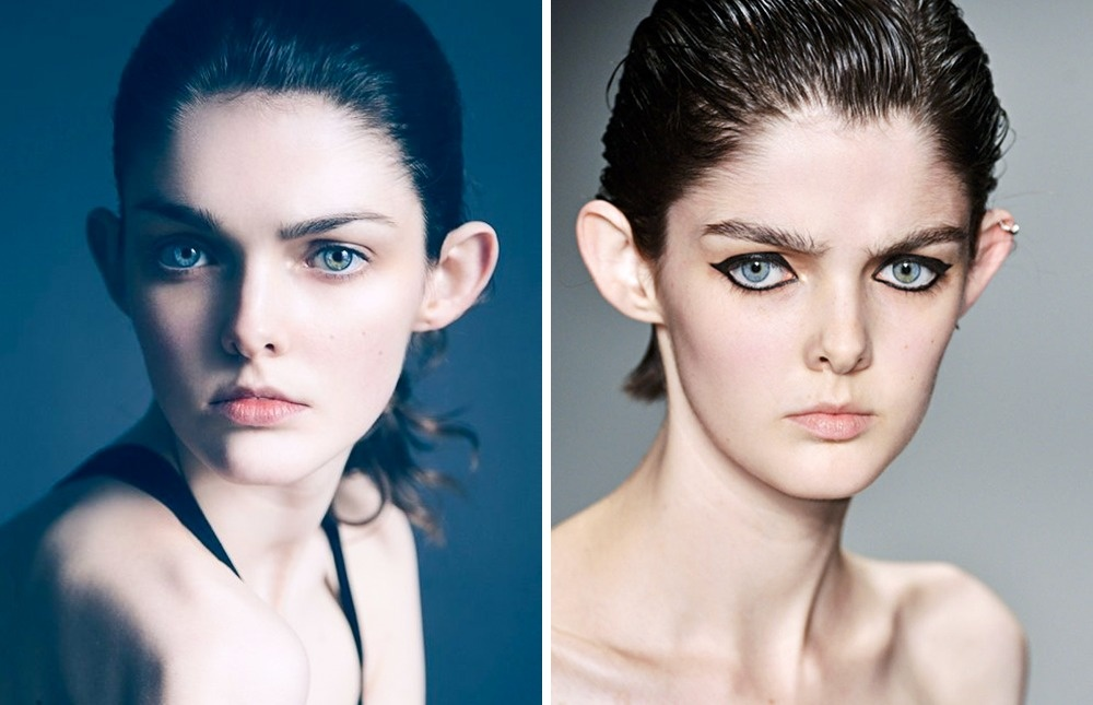 Agencias de Modelos - Laura O'Grady - modelos exóticas