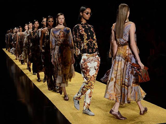 agencias de modelos - desfiles de moda